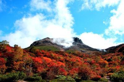 那須高原(那須岳周辺)の紅葉