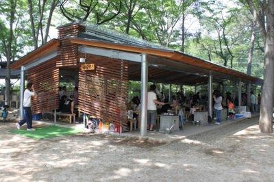 清水公園バーベキュー場