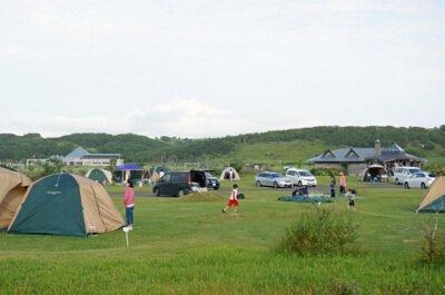 北海道立宗谷ふれあい公園オートキャンプ場