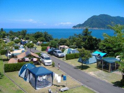 赤礁崎オートキャンプ場