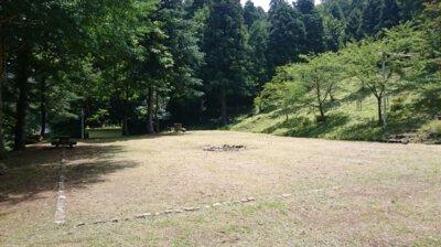 大江山の家キャンプ場