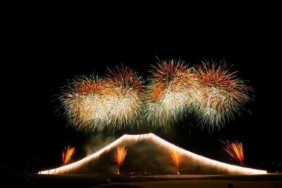 エキサイティング花火2017 第42回 江戸川区花火大会