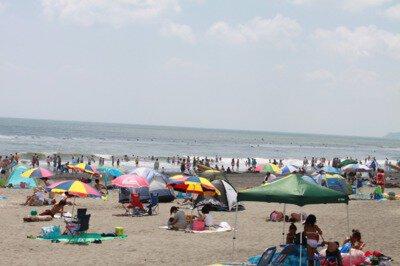 【2020年営業中止】一松海水浴場
