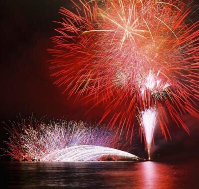 第43回サザンビーチちがさき花火大会