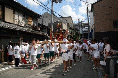 高津宮 夏祭
