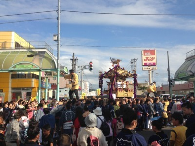 滝川神社秋季例大祭
