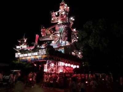 【2020年開催なし】浜崎祇園祭