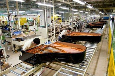 ヤマハ掛川工場 ハーモニープラザ