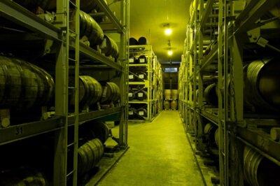【工場見学一時休止】本坊酒造 マルス信州蒸溜所
