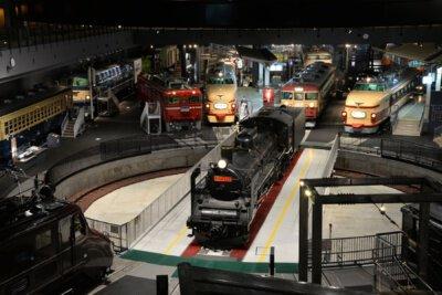【一部休止】鉄道博物館