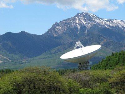 【見学一時休止】国立天文台野辺山宇宙電波観測所