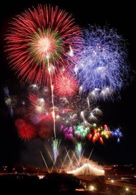 全国花火名人選抜競技大会 ふくろい遠州の花火2017