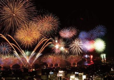 第72回按針祭海の花火大会