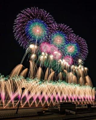 音と光のシンフォニー ツインリンクもてぎ花火の祭典 夏のPremium Night