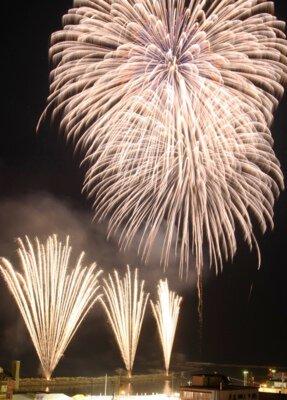 【2020年中止】第73回あばしりオホーツク夏まつり花火大会