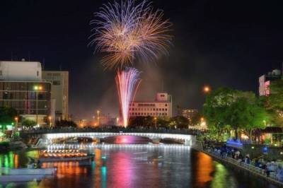 徳島ひょうたん島水都祭2018