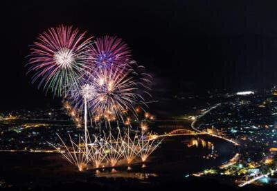 【2020年開催なし】第30回みよし市民納涼花火まつり