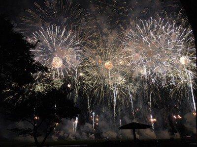 おいでやす!!野洲市夏まつり花火大会