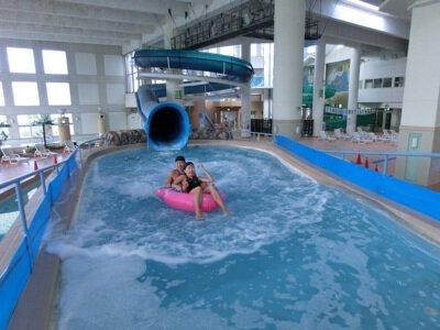 多摩市立温水プール アクアブルー多摩