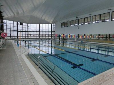 別府市営温水プール