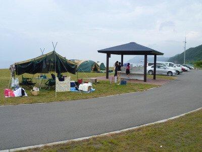 豊浦町高岡オートキャンプ場