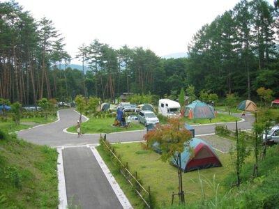 うさぎの森オートキャンプ場・山荘ななみね