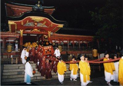 勅祭 石清水祭