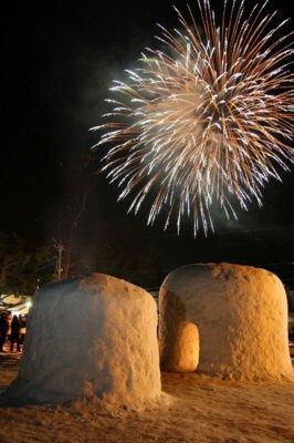 第18回 大町温泉郷 夢花火と音の祭典 2020