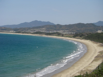 白石浜海水浴場