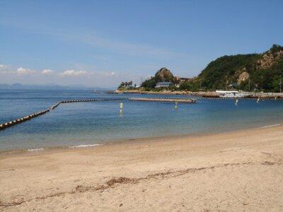 男鹿島 立ノ浜海水浴場