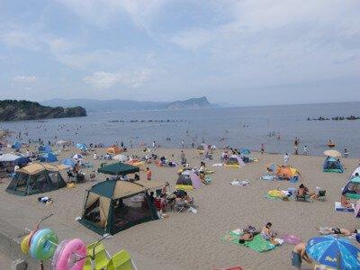 蘭島海水浴場