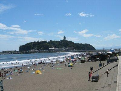 【2020年営業中止】片瀬東浜海水浴場