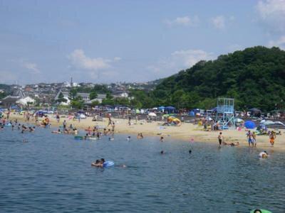 【2020年営業中止】淡輪海水浴場 「ときめきビーチ」