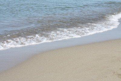 【2020年営業中止】西浜海水浴場