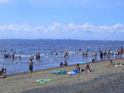 【2020年営業中止】いなげの浜