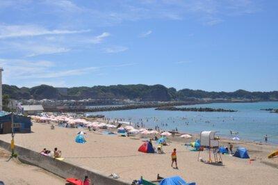 【2020年営業中止】勝浦中央海水浴場