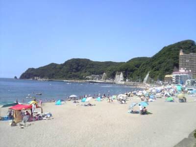 【2020年営業中止】内浦海水浴場
