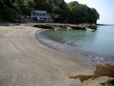 【2020年営業中止】横堀海水浴場