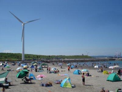 【2020年営業中止】マリンパーク御前崎海水浴場