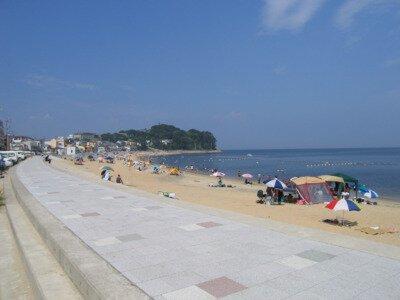 篠島海水浴場(サンサンビーチ)