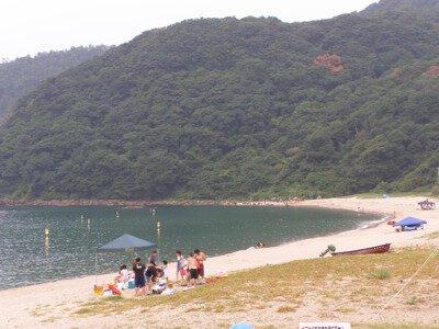 【2020年営業中止】安木浜海水浴場