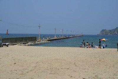 【2020年営業中止】気比の浜海水浴場