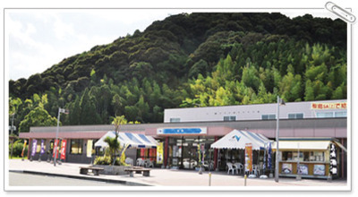 桜島SA(上り線)