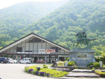 道の駅明宝(磨墨の里公園)