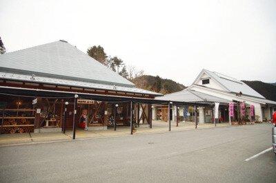 道の駅 伊勢本街道御杖