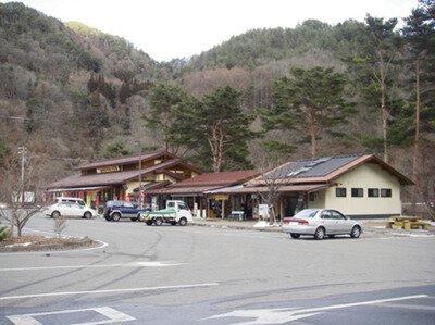 道の駅 三岳