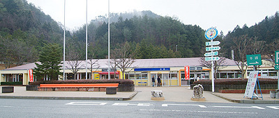 大佐SA(上り線)