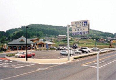 道の駅「山内」