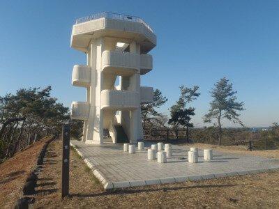 千葉県立富津公園