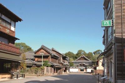 【一部休止】江戸東京たてもの園